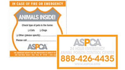 ASPCA Sticker