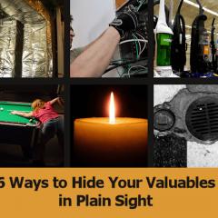 Hide Your Valuables